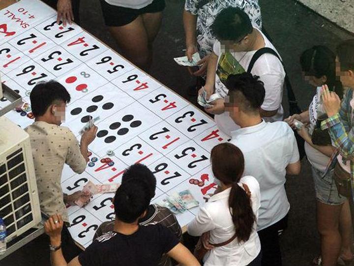 illegal gambling singapore punishment