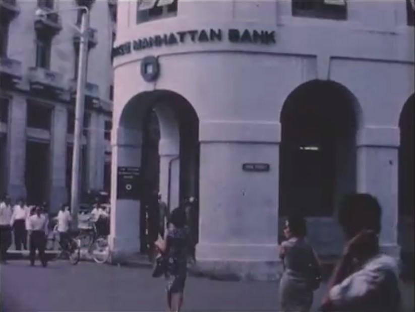redwire singapore 1964 chase manhattan bank