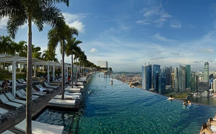 redwire singapore marina bay pool