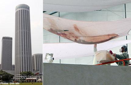 redwire singapore swissotel death russian
