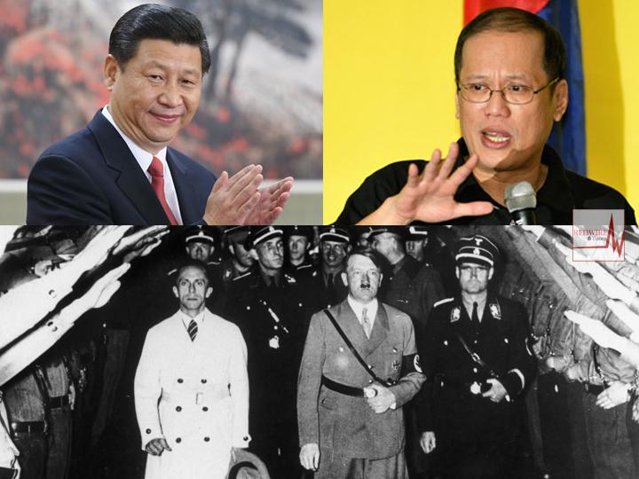 redwire-singapore-aquino-xi-jinping-nazis