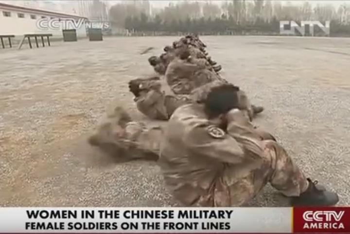 redwire-singapore-china-army-women-2