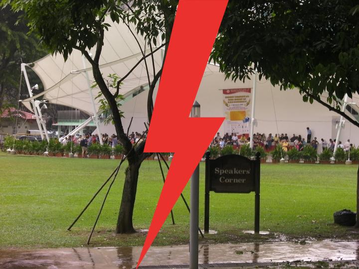 redwire-singaproe-speakers-corner-lightning