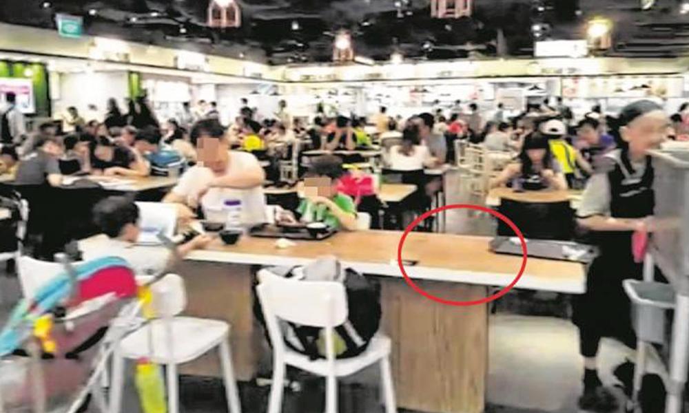 redwire-singapore-foor-court-clementi-tray-return
