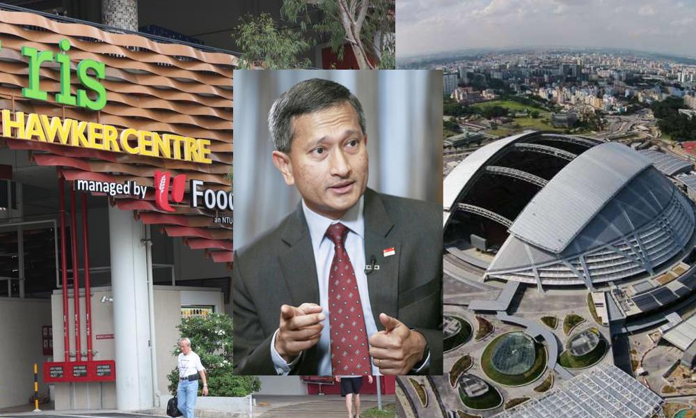 redwire-singapore-vivian-balakrishnan-sehc-sports-hub